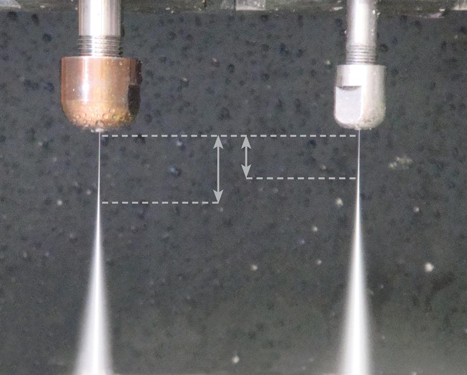 More Efficient Pure Water Cutting With The Supertube