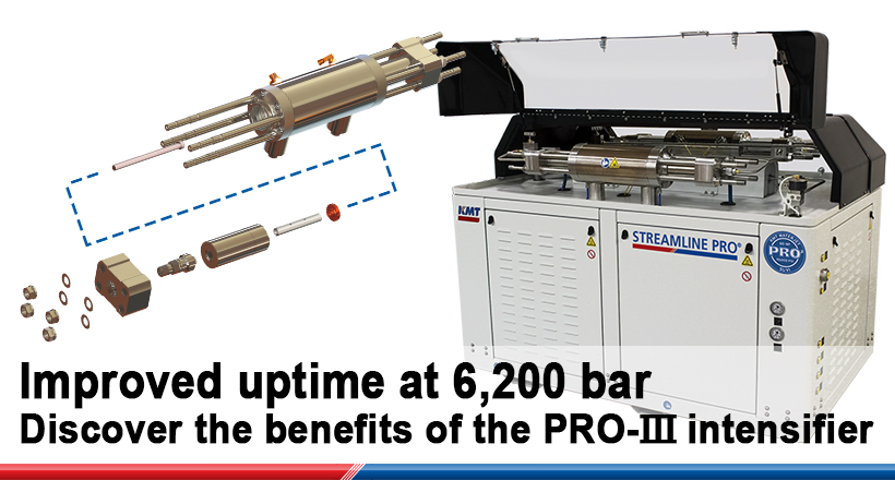 STREAMLINE PRO-III Ultra-High Pressure Pump