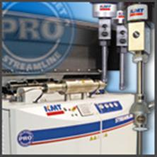 PRO Series for waterjet cutting at 6,200 bar